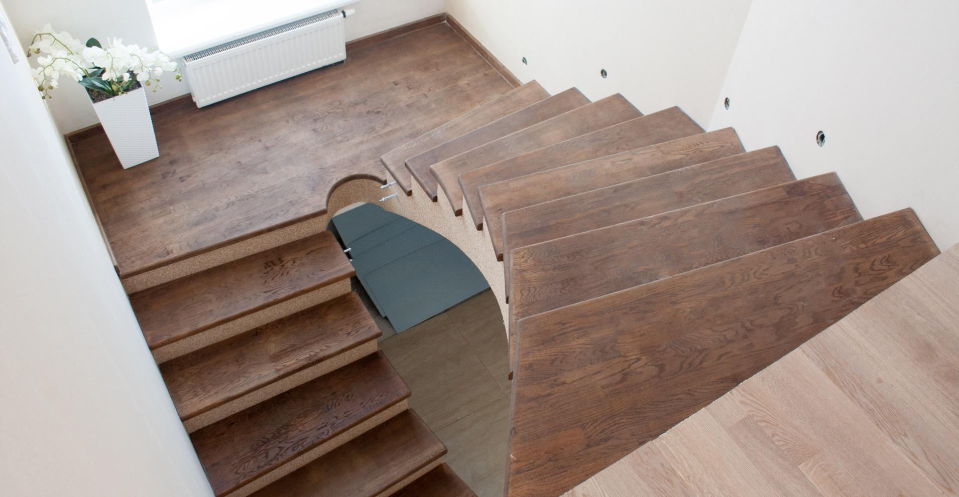 схема изготовления спортивной лестницы